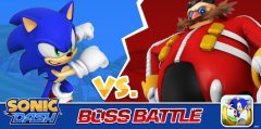 Dr. Eggman returns in latest Sonic Dash update