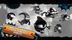 Riot Runners is the latest monochrome auto-runner to hit the App Store