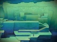 Pop-up adventure game Tengami unfurling on the App Store tonight