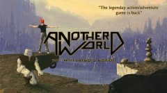 Adventure classic Another World on sale for 69p / 99c