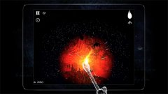 Play with fire at midnight tonight in sparky arcade game Primal Flame