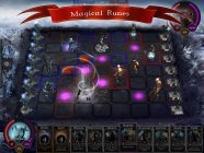 Conquer the Frosthald in fantasy boardgame UHR-Warlord on iPad