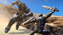 Chair slashes the price of gesture-based brawler Infinity Blade III