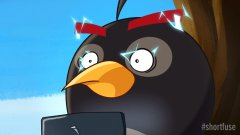 The Bomb Bird is back in latest Angry Birds update