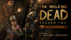 The Walking Dead: Season Two continues this Thursday on iPhone and iPad with A House Divided