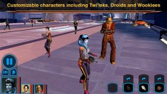 Star Wars: Knights of the Old Republic now supports iOS controllers and cloud saves