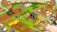 Feed smoothies to an Andalusian donkey with latest Hay Day update