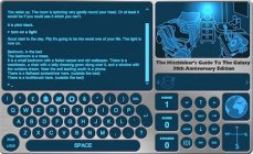 Play the 30th Anniversary Edition of The Hitchhiker's Guide to the Galaxy Game on your iPad