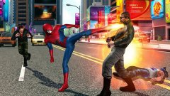 The Amazing Spider-Man 2 swings onto iPhone and iPad this April