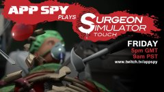 Watch us botch a heart transplant as we stream Surgeon Simulator Touch on Twitch