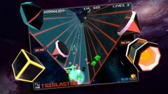 Vector-style retro shooter TriBlaster out on iPhone and iPad tonight