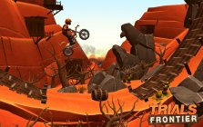 Apocalyptic stunt racer Trials Frontier crashing onto the App Store next month