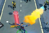The Cap is back on the App Store in Captain America: The Winter Soldier - The Official Game
