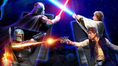 Card battler Star Wars: Assault Team out now on the App Store