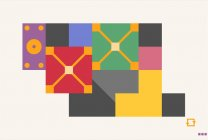 Inventive block puzzler Shapist reduced to 69p / 99c on iPad
