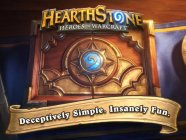 Blizzard's Warcraft-inspired card game Hearthstone has been soft-launched on iPad