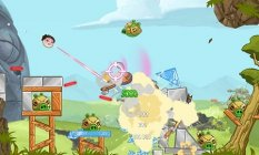 Collect 1,000 coins in the Angry Birds Star Wars II Galactic Giveaway