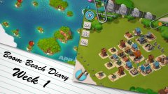 The Boom Beach Diary - Week 1