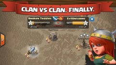 Clan Wars update brings real-time versus battles to Clash of Clans