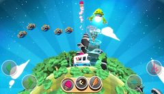 Arcade shooter Robots Love Ice Cream has just invaded the App Store