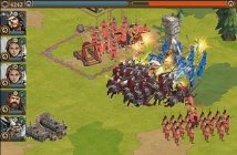 Age of Empires: World Domination is planning to conquer touchscreens this summer