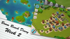 The Boom Beach Diary - Week 2
