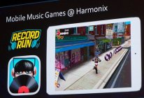 Harmonix announces music-powered auto-runner Record Run