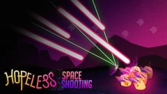 Try and survive Hopeless: Space Shooter on the App Store now