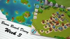 The Boom Beach Diary - Week 3