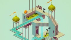 Gorgeous geometry-twisting puzzler Monument Valley to receive new levels