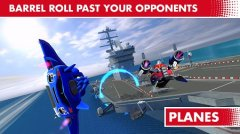 Sonic & All Star Racing Transformed goes free-to-play on the App Store