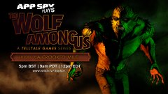 AppSpy Plays: The Wolf Among Us – Part 5 live on Twitch (5pm BST | 9am PST | 12pm EST)
