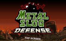 Here's that free-to-play Metal Slug tower defence game you all asked for
