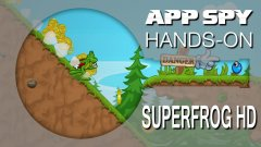 Superfrog HD | Hands-On