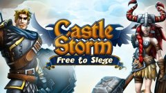 Tower defence game Castlestorm - Free to Siege is out now on the App Store