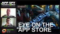 Eye on the App Store: Warhammer 40K: Carnage, Last Inua, Castlestorm: Free to Siege, 2-Bit Cowboy, and Gunship X (Twitch catch-up)