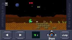 Cave Story developer unleashes amphibian platformer Keroblaster onto the App Store