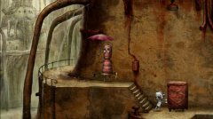 Beautiful point-and-click adventure game Machinarium is on sale