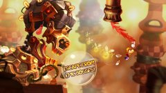 Ace auto-runner Rayman Fiesta Run updated with new levels and Nightmare Mode