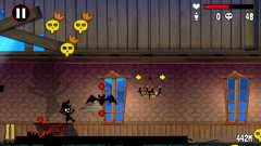 Run through Atari's latest version of Haunted House on iPhone and iPad
