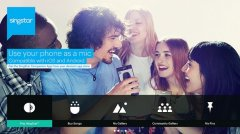Make your iPhone a microphone with upcoming SingStar companion app