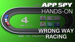 Hands-on with Wrong Way Racing, the tough-as-nails one-tap racer