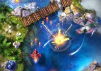 Free-to-play shmup Sky Force 2014 has just flown onto the App Store