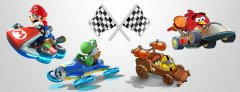 Mario Kart 8 is not as good as Angry Birds Go!, and here's why...