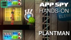 Hands-on with Plantman, the bug-zapping puzzle platformer