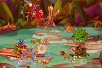 Rovio's avian RPG Angry Birds Epic will fly onto iPhone and iPad this Thursday