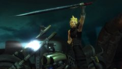 Final Fantasy VII G-Bike burning onto iPhone and iPad this year