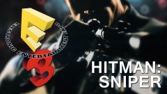 E3 2014: Hands-on with Hitman: Sniper on iPad