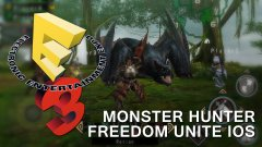 E3 2014: Hands-on with Monster Hunter Freedom Unite iOS on iPad