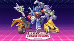 Angry Bird Transformers will have you looking for robots in the skies
